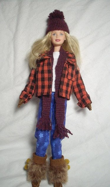 Image result for Canadian Barbie