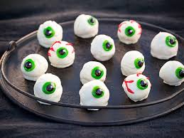 Image result for eyeball food