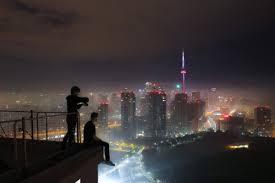 photography lights hipster high city creative crazy Magic toronto ...