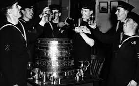 Black Tot Day: rum rations for sailors abolished 45 years ago ...